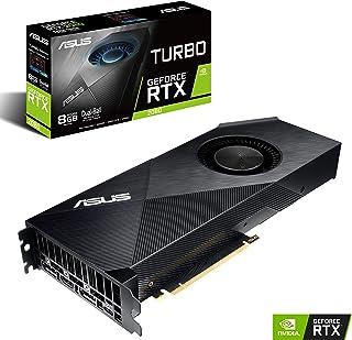 ASUS NVIDIA Turbo RTX 2080 8GB GDDR6 HDMI/2DisplayPort/USB Type-C PCI-Express ビデオカード