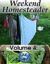 Weekend Homesteader: July