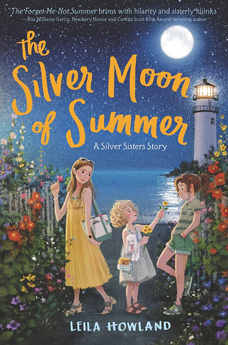 ボイドストッキング嫌がらせThe Silver Moon of Summer (Silver Sisters Book 3) (English Edition)