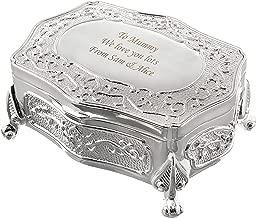 engraved jewellery box uk