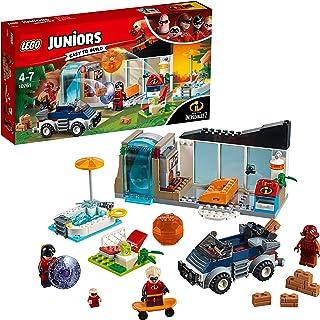 LEGO Juniors Incredibles 2 The Great Home Escape, Multi-Colour, 10761