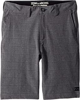 Crossfire X Stripe Shorts (Big Kids)