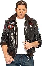 Leg Avenue Men's Licensed Top Gun Bomber Jacket