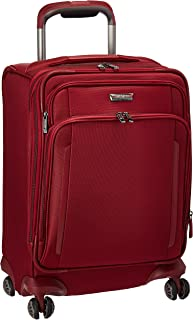 Samsonite Silhouette Xv Softside Spinner 21, Napa Red