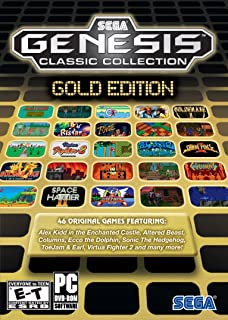 Best genesis classic collection gold edition Reviews