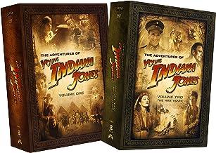 The Adventures of Young Indiana Jones (Volume 1 / Volume 2: The War Years)