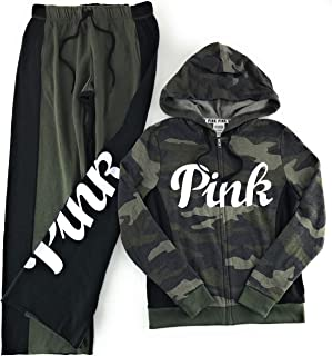 Victoria`s Secret Pink Hoodie and Sweat Pants Set