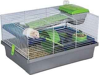 Pico Silver & Green - Hamster & Small Animal Home/Cage