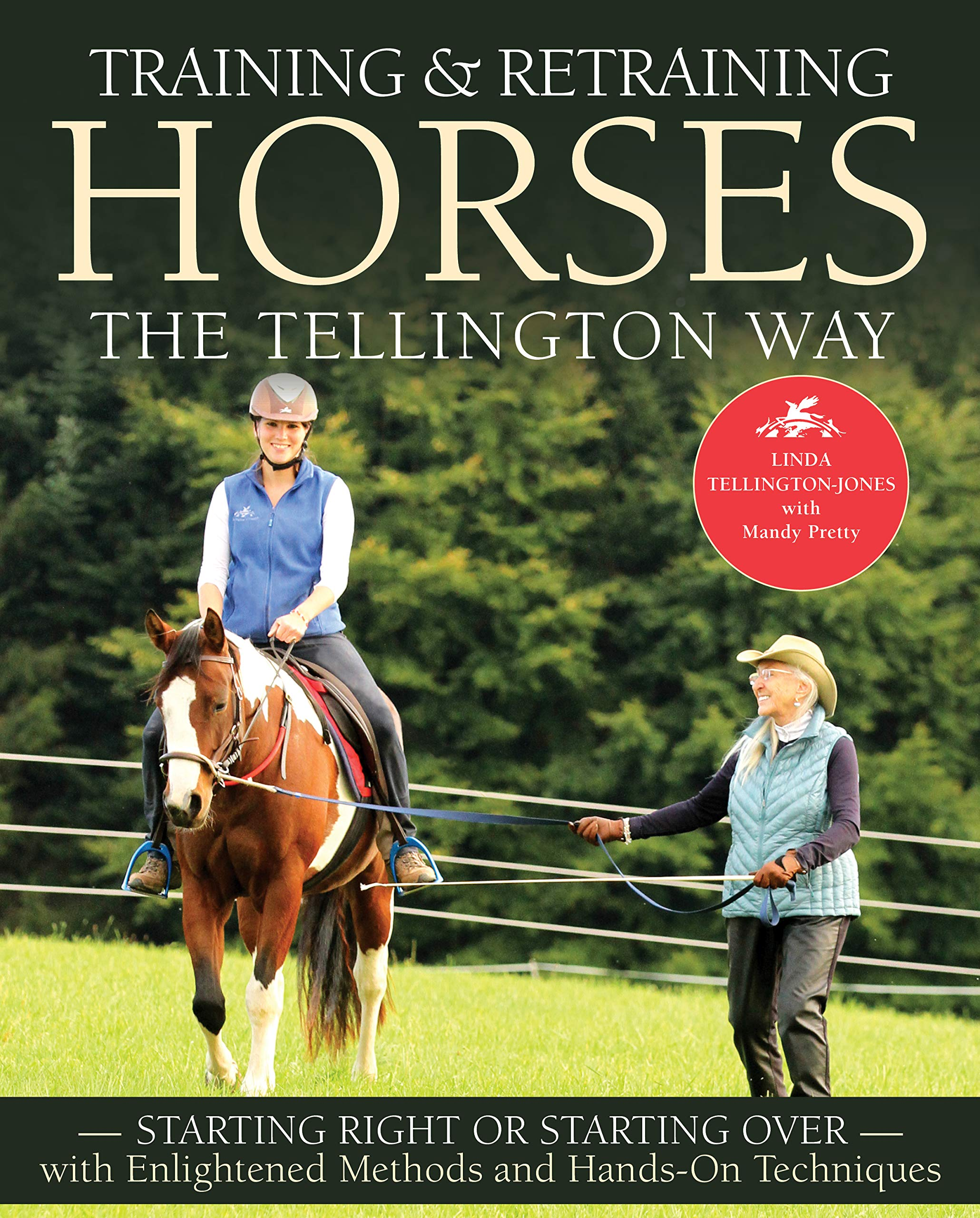 Download Training and Retraining Horses the Tellington Way: Starting Right or Starting Over with Enlightened Methods and Hands On T...
