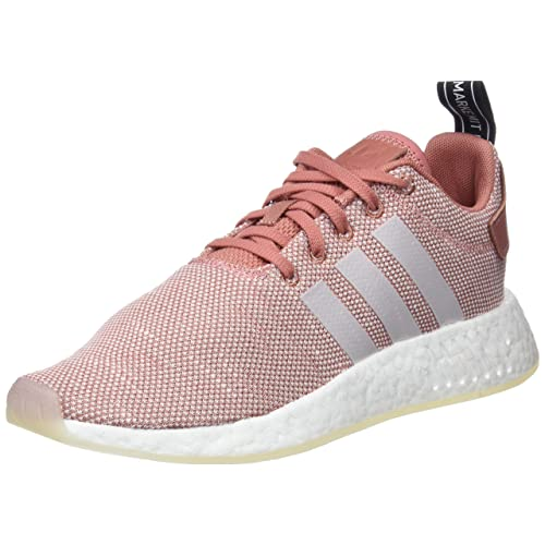 best website 867ce 7662c adidas Damen NMD r2 W Gymnastikschuhe, Rose, One Size