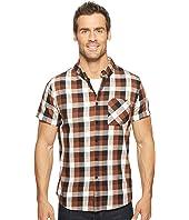 United By Blue Short Sleeve Everett Plaid Shirt