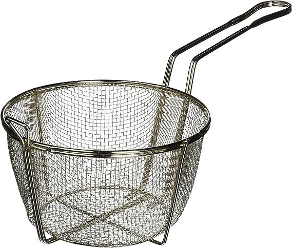 Winco FBRS-8 Round Wire Fry Basket