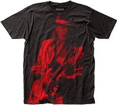 Impact Stevie Ray Vaughan Stevie Ray Vaughan Big Print Subway tee