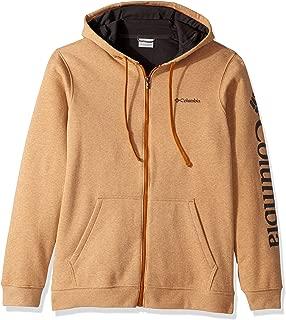Columbia Mens Hart MountainTM Graphic Full Zip Fleece Jacket