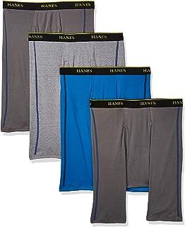 Hanes Men P4 Ultimate Sport Underwear