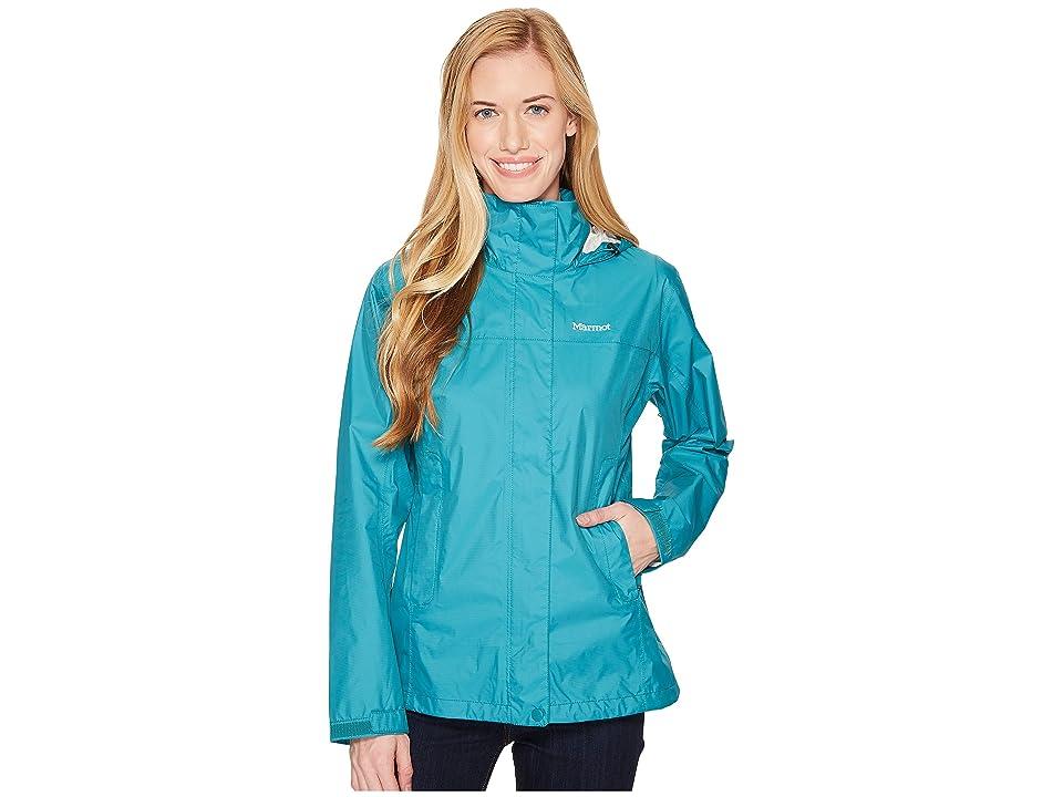 Marmot PreCip(r) Jacket (Malachite) Women