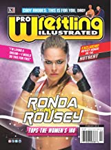 Pro Wrestling Illustrated Magazine-February 2019: PWI Women's 100-Collector's Edition; Ronda Rousey, Alexa Bliss, Becky Lynch, Cody Rhodes, Charlotte ... many more Superstars! +PWI Official Rankings