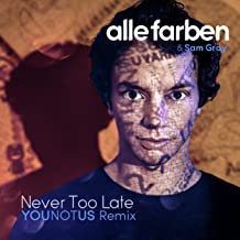 Never Too Late (Younotus Remix)