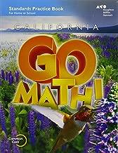 Houghton Mifflin Harcourt Go Math!: Practice Workbook Grade 4