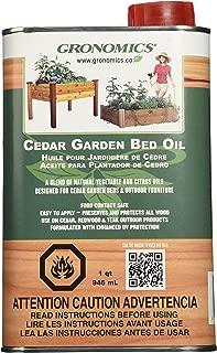 Best cedar garden bed oil - wood - gronomics Reviews