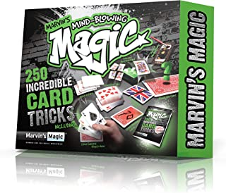 Marvin's Magic Mind-Blowing Card Tricks Kit - 8 Years and Above-MMB 5730