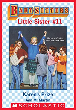 Karen's Prize (Baby-Sitters Little Sister #11)