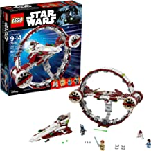 LEGO 6175769 Star Wars Jedi Starfighter with Hyperdrive 75191 Building Kit (825 Pieces)