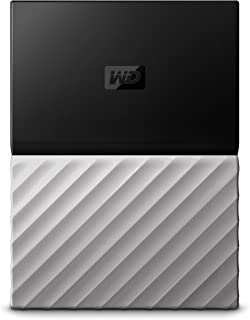 HD Externo 2TB WD My Passport Ultra Black/Gray
