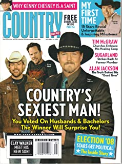 Why Kenny Chesney Is a Saint / Tim McGraw: Churches Embrace His Healing Song / Sugarland Strikes Back At Former Member / Alan Jackson: The Truth Behind His