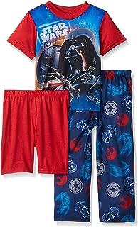 Boys' Darth Vader 3-Piece Pajama Set