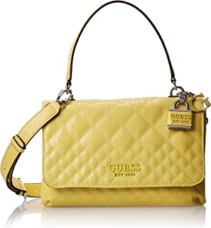 Guess Womens Shoulder Bag, Yellow - SY766619