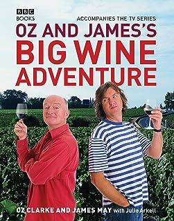 Oz and James's Big Wine Adventure (English Edition)