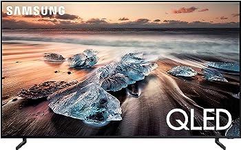 """Samsung QN82Q900RBFXZA Flat 82"""" QLED 8K Q900 Series Smart TV (2019) (Renewed)"""