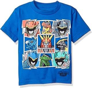 Power Rangers Boys' Short-Sleeved T-Shirt