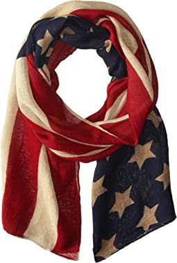 Scully - Patriot Scarf