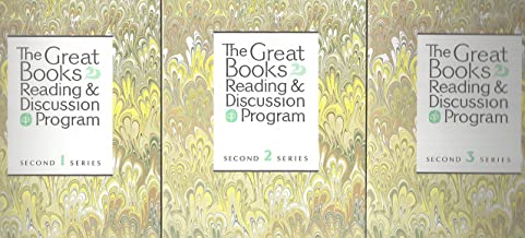 The Great Books Reading & Discussion Program Second Series Vol 1, 2, & 3 (Second Series)