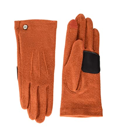 Echo Design Classic Touch Gloves Water Repellent (Paprika) Extreme Cold Weather Gloves