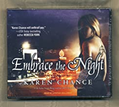 Embrace the Night by Karen Chance Unabridged CD Audiobook