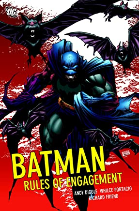 Batman: Rules of Engagement by Richard Friend (Artist), Andy Diggle (28-Nov-2008) Paperback