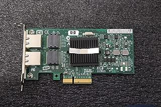 HP PCI-E 2-CHAN GIGABIT NIC (NC360T)