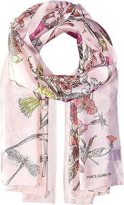 Vince Camuto - Floral Oblong