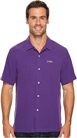 Tommy Bahama - LSU Tigers Collegiate Series Catalina Twill Shirt