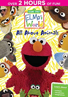 Sesame Street: Elmo's World: All About Animals
