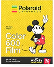 Polaroid Originals Limited Edition Color Film for 600 - Mickey's 90th Anniversary Edition (4860)