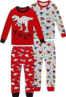 dinosaur footie pajamas
