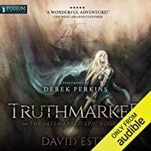 Truthmarked: The Fatemarked Epic, Book 2
