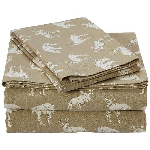 Twin Xl Flannel Sheets Amazon Com