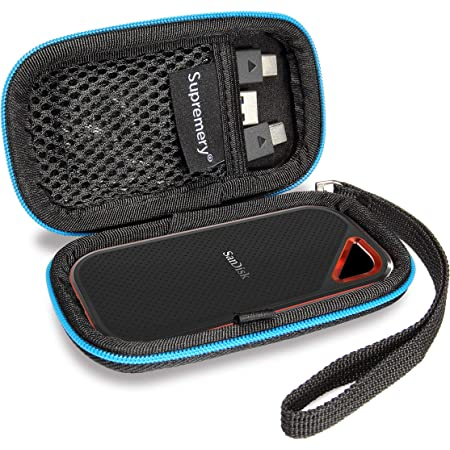 Supremery Case For Sandisk Extreme Pro Portable Ssd Computers Accessories