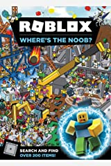 Roblox: Where's the Noob? Hardcover