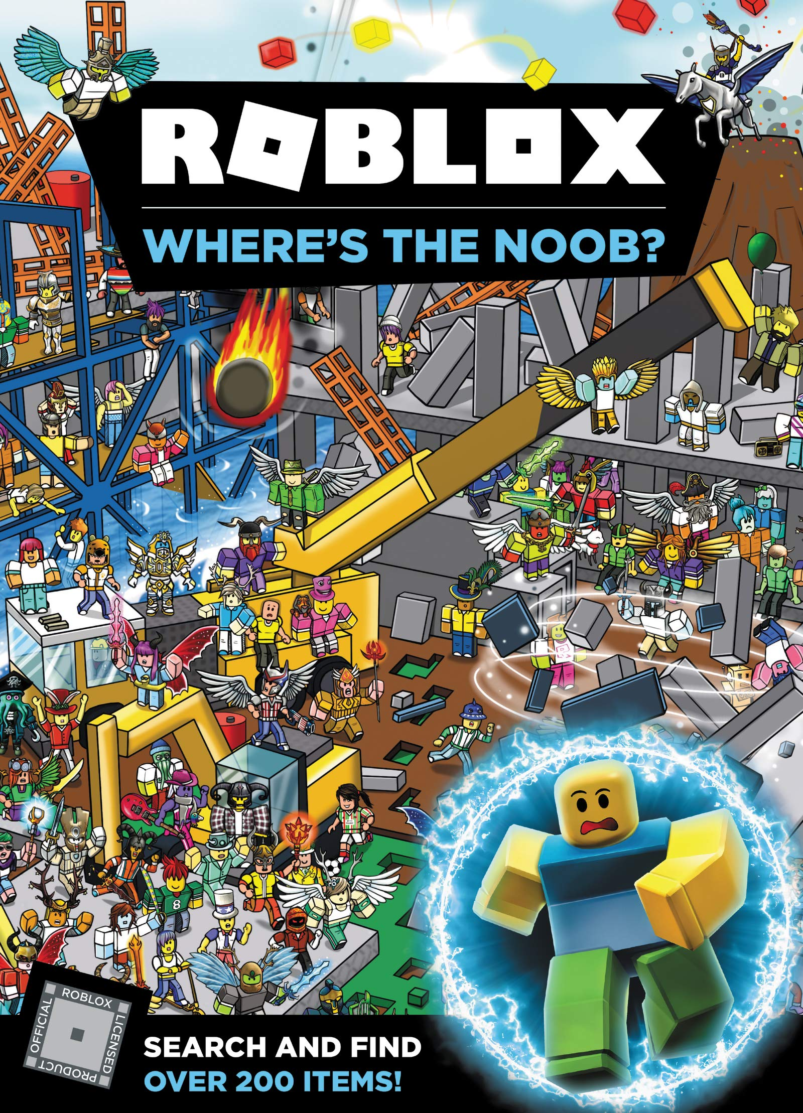 Download Roblox: Where's The Noob? 